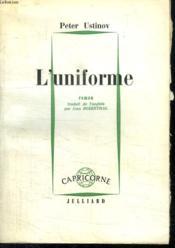L Uniforme. - Couverture - Format classique
