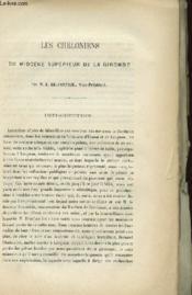 Actes De La Societe Linneenne De Bordeaux Tome Xxvii - Les Cheloniens Du Miocene Superieur De La Gironde - Couverture - Format classique