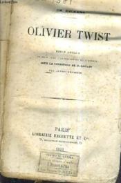 Olivier Twist. - Couverture - Format classique