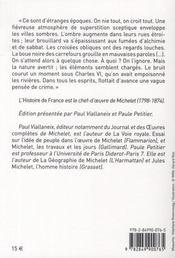 Histoire de France t.4 ; Charles VI - 4ème de couverture - Format classique