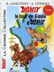 Astérix t.5 ; le tour de Gaule d'Astérix - Intérieur - Format classique