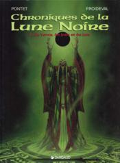 Chroniques de la Lune Noire T.7 ; de vents, de jade et de jais - Couverture - Format classique
