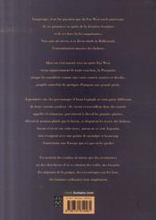Rio negro t.1 - 4ème de couverture - Format classique