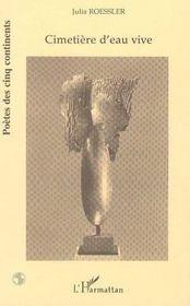 Cimetiere D'Eau Vive - Intérieur - Format classique