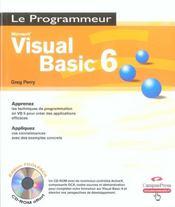 Visual basic 6 - Intérieur - Format classique