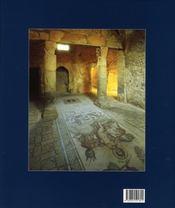 La Tunisie antique ; de Hannibal à Saint Augustin - 4ème de couverture - Format classique