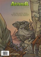 Arthur et les minimoys t.3 - 4ème de couverture - Format classique