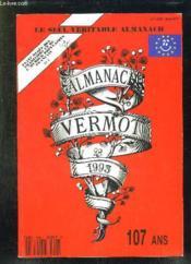Almanach Vermot (édition 1993) - Couverture - Format classique