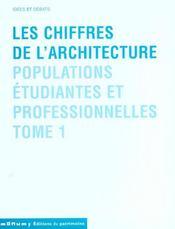 Chiffres De L'Architecture (Les) - Intérieur - Format classique