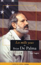 Le mille yeux de Brian de Palma - Intérieur - Format classique