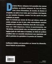 Un siècle de cyclisme (édition 2008) - 4ème de couverture - Format classique