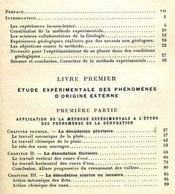 La géologie expérimentale - Intérieur - Format classique