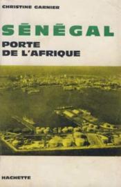 Senegal porte de l'afrique - Couverture - Format classique