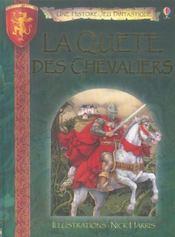 La quête des chevaliers - Intérieur - Format classique