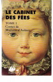 Cabinet des fees t1 vol1 - Couverture - Format classique