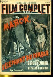 Tous Les Jeudis Film Complet N° 131 - Mabik, L'Elephant Du Diable - Couverture - Format classique