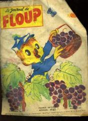 Le Journal Floup - Couverture - Format classique