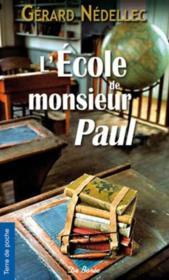L'école de monsieur Paul - Couverture - Format classique
