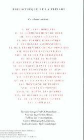 Philosophes taoïstes t.2 ; Huainan zi, de Liu An - 4ème de couverture - Format classique