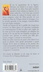 L'Aube D'Avaryan T.4 ; Les Fleches Du Soleil - 4ème de couverture - Format classique
