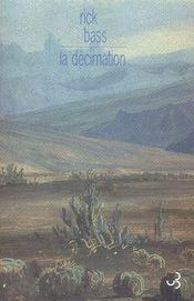 La décimation - Intérieur - Format classique