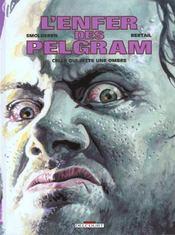 L'Enfer Des Pelgram T.2 ; Celle Qui Jette Une Ombre - Intérieur - Format classique