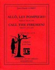 Allo, les pompiers - Couverture - Format classique