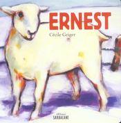Ernest - Intérieur - Format classique
