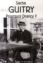 Sacha guitry ; pourquoi drancy ? - Intérieur - Format classique