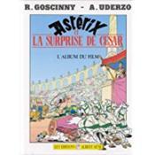 Astérix et la surprise de César - Couverture - Format classique