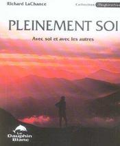 Pleinement soi (édition 2005) - Intérieur - Format classique