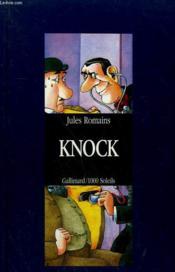 Knock ou le Triomphe de la médecine - Couverture - Format classique