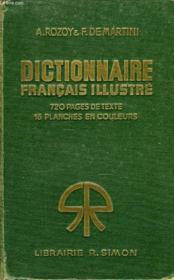 Dictionnaire Francais Illustre, Parties Grammaticale, Historique, Geographique - Couverture - Format classique