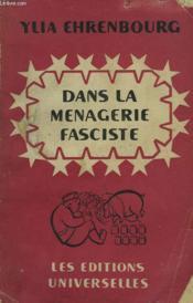 Dans La Menagerie Fasciste - Couverture - Format classique