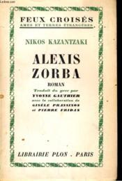 Alexis Zorba - Couverture - Format classique