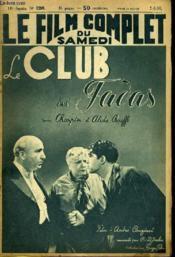 Le Film Complet Du Samedi N° 2299 - 18e Annee - Le Club Des Fadas - Couverture - Format classique