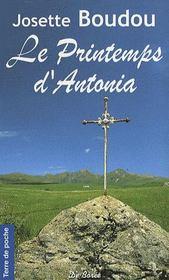 Le printemps d'Antonia - Intérieur - Format classique