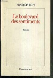 Le boulevard des sentiments - Couverture - Format classique