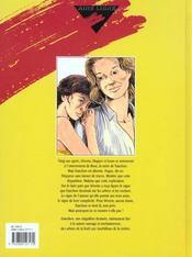 Fanchon t.1 - 4ème de couverture - Format classique