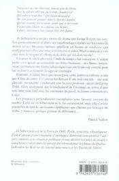 La Constellation Du Renard - 4ème de couverture - Format classique