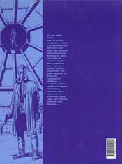 Le Chant Des Stryges T.3 ; Emprises - 4ème de couverture - Format classique
