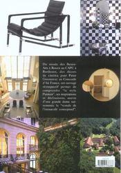 Le style Putman - 4ème de couverture - Format classique