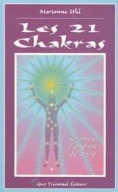 Les 21 chakras - Couverture - Format classique