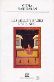 Mille Visages De La Nuit (Les) - Couverture - Format classique
