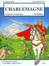Charlemagne ; empereur d'occident - Intérieur - Format classique
