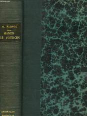 Manon Des Sources. L'Eau Des Collines. Tome Ii. - Couverture - Format classique