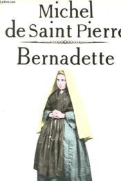 Bernadette - Couverture - Format classique