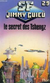 Le Secret Des Tshengz - Couverture - Format classique
