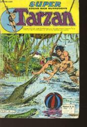 Super Tarzan - Mensuel N°38 - Couverture - Format classique