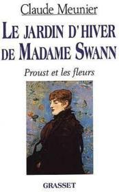 Le jardin d'hiver de madame swann - Couverture - Format classique